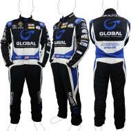 Customized Air-S Dragster type racing suit