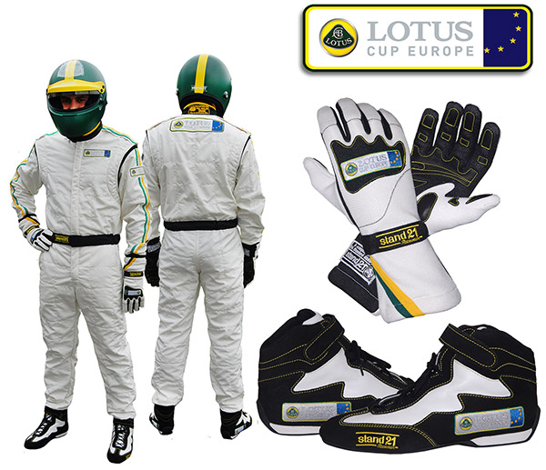 Lotus Cup Europe Racewear Collection