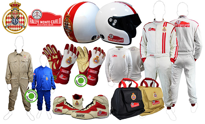 ACM Rallye Monte Carlo Historique Racewear Collection